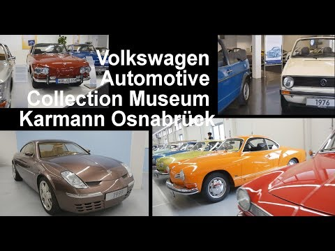 VW Karmann Museum Osnabrück Golf Cabrio Volkswagen
