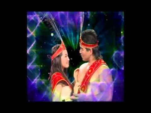 Ngày xửa ngày xưa, đời Hùng Vương thứ 18, có nàng Mỵ Nương xinh đẹp tuyệt trần...