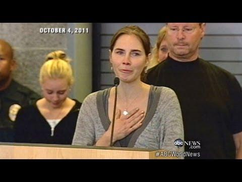 Italian Supreme Court Hears Challenge to Amanda Knox's Freedom