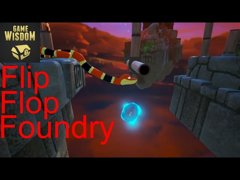 Let's Beat Snake Pass -- Flip Flop Foundry