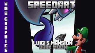 Nintendo SpookART - Luigi