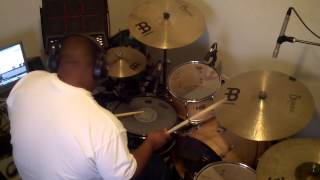 Anthony Brown & group therAPy - Water (Drum Cover)