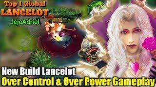 Damagenya Bikin Nangis!!! Sakit Amat - Top 1 Global Lancelot JejeAdriel