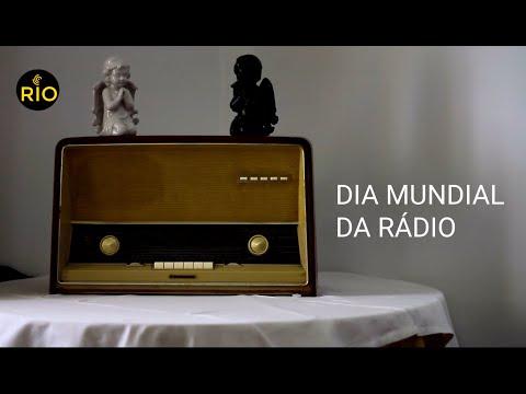 Casa do Povo de São Luís no Dia Mundial Da Rádio.