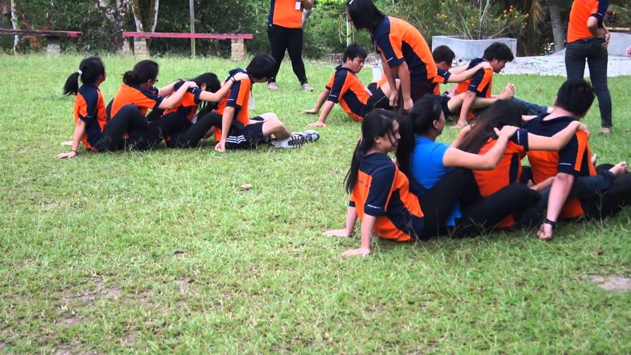 Team Challenge Games For Kids