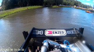 2JZ TurboXtreme - Single Seater Jet Sprint Boat