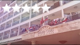WHITE GOLD HOTEL AND SPA обзор номера