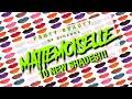 FENTY BEAUTY NEW MATTEMOISELLE LIPSTICKS!!! | 10 NEW SHADES