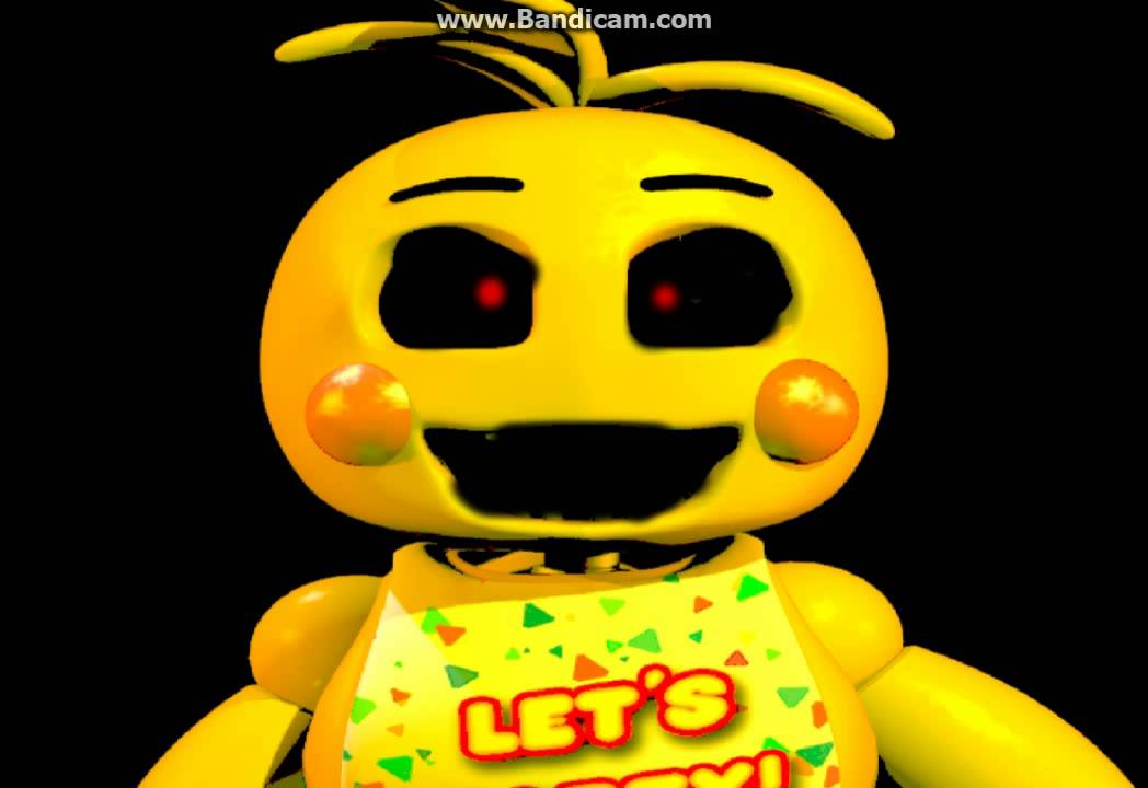 Toy Chica Fnaf 2 By Adry53