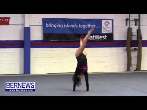 International Gymnastics Challenge Floor Routines, Nov 16 2013