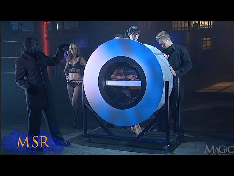"""HOW TO PERFORM THE """"RING OF TERROR"""" ILLUSION!"""