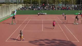 '18 アジアカップ 広島国際ソフトテニス大会 男子 5回戦 2-1