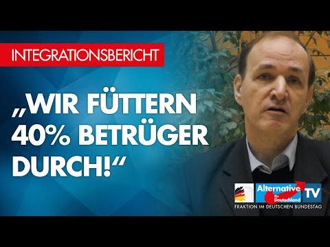Curio: Wir füttern 40 % Betrüger durch! - AfD-Fraktion im Bundestag