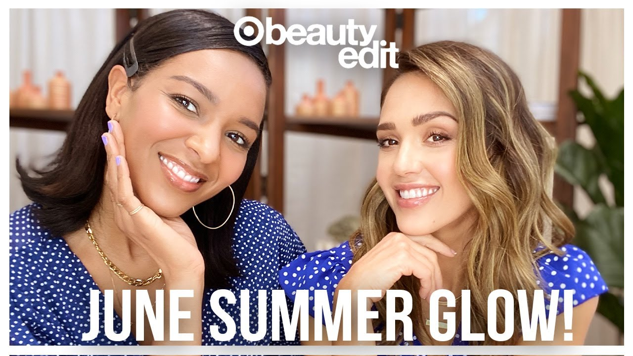 Download SUMMER GLOW + TARGET The Beauty Edit & LIZZY MATHIS | JESSICA ALBA