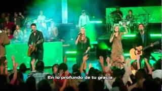 Hillsong United - Deep Of Your Grace HD - (6 de 17 - subt. español / DVD Mighty To Save)