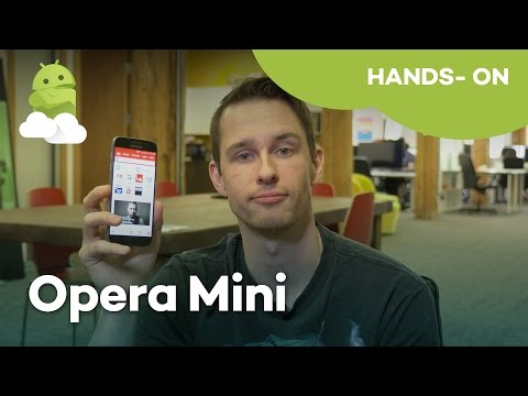Opera Mini for Android Review
