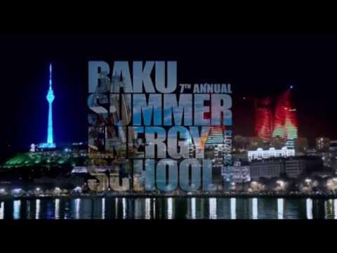 Baku Summer Energy School 2013 HD Short Version