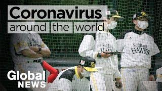 Coronavirus around the world: June 2, 2020