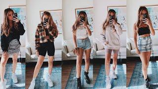 cute but comfy outfit ideas | viviannnv