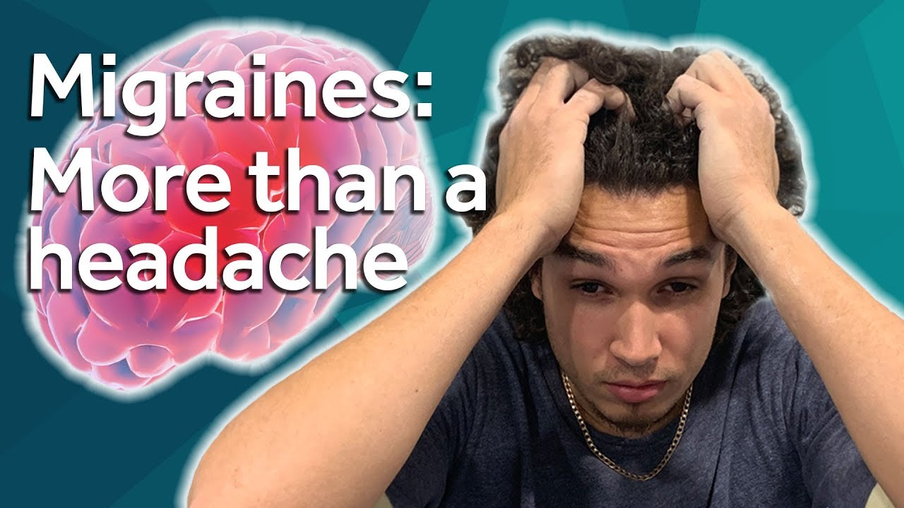 Image result for Migraine more than just a headache