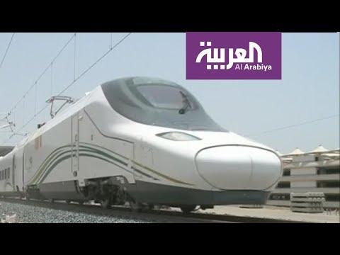 الملك سلمان دشن أول قطار كهربائي سريع  - نشر قبل 3 ساعة