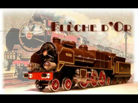 locomotive fl che d 39 or youtube. Black Bedroom Furniture Sets. Home Design Ideas