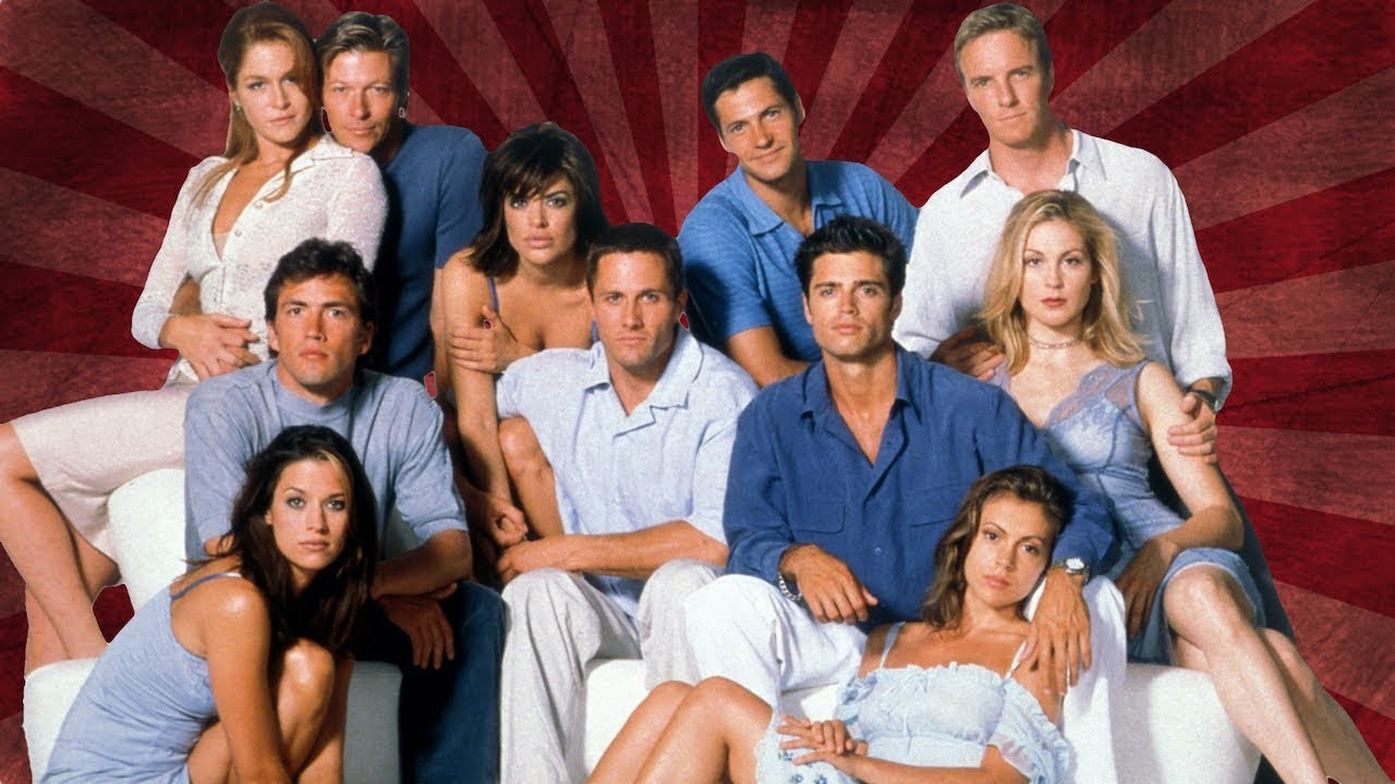 Download MELROSE PLACE 🌟 THEN AND NOW 2019