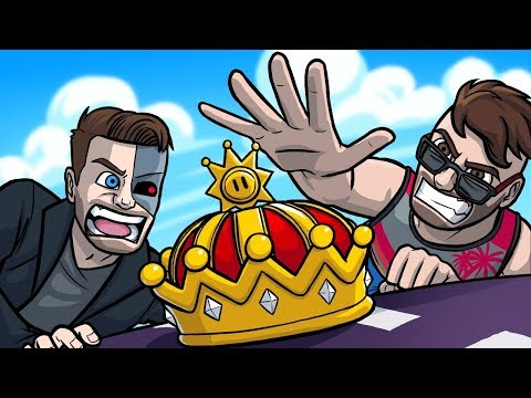 The Closest Crown Battle Ever! (Pt. 1) - Mario Kart 8 Funny Moments and Rage (Stream Highlights)