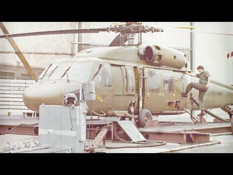 Sikorsky Black Hawk 40th Anniversary