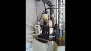 Ремонт бензонасоса Газель Бизнес .Двигатель УМЗ-4216.Бензонасос Пекар.