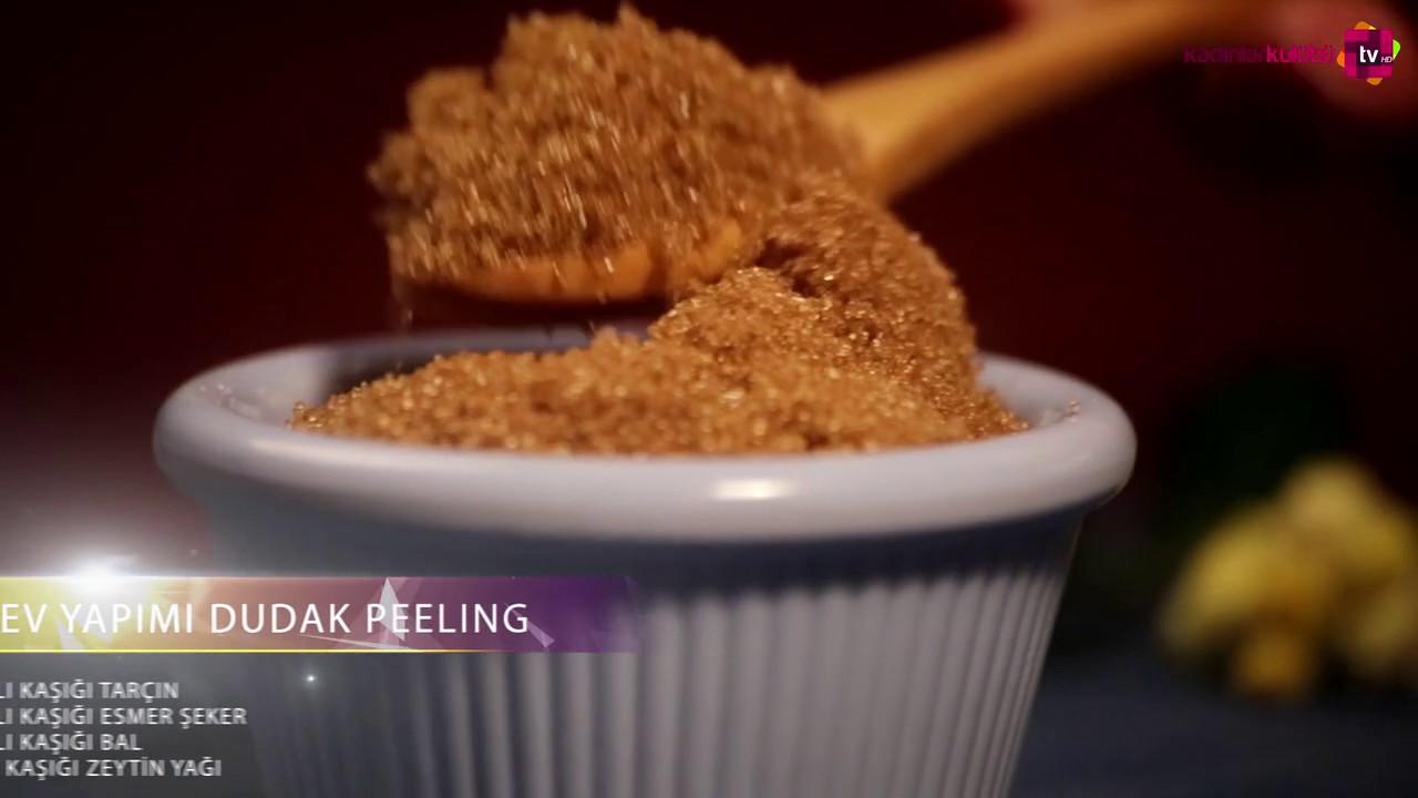 Esmer Şekerle Peeling Nasıl Yapılır