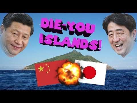 China's Diaoyu-Senkaku Islands Air Defense Fun Zone! | China Uncensored