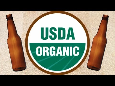 What is Organic Beer? -- Organic Beer and Beer Standards