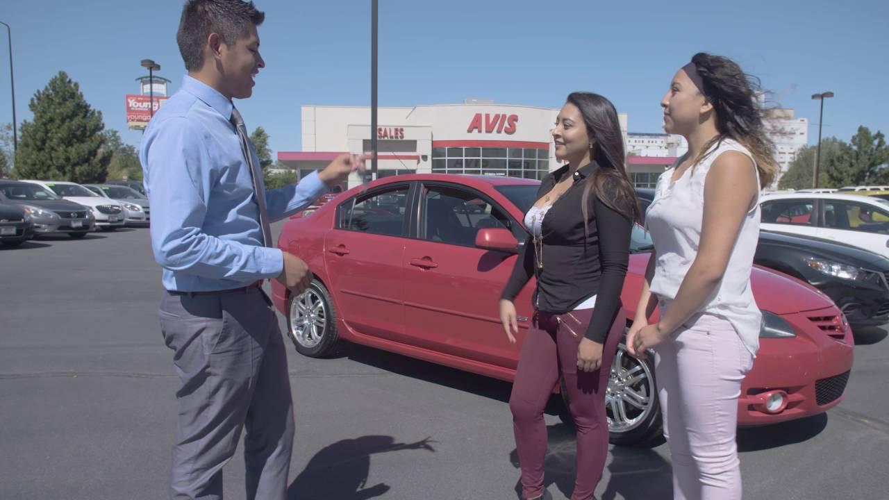 Avis Car Sales Ogden Spanish