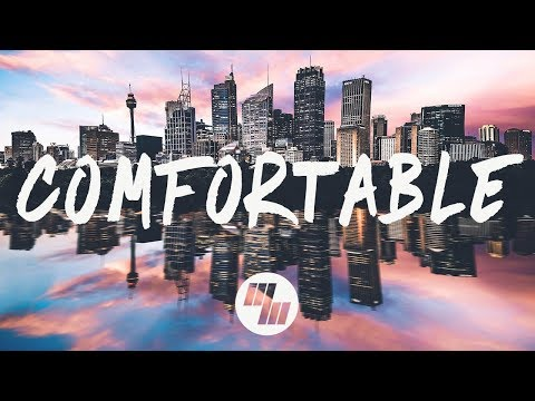 Steve Void - Comfortable (Lyrics / Lyric Video) With TELYKast, ft. Natalie Major