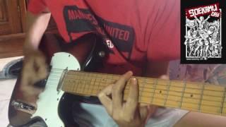 Endank Soekamti - Jangan Lupa Bahagia [Guitar Cover]