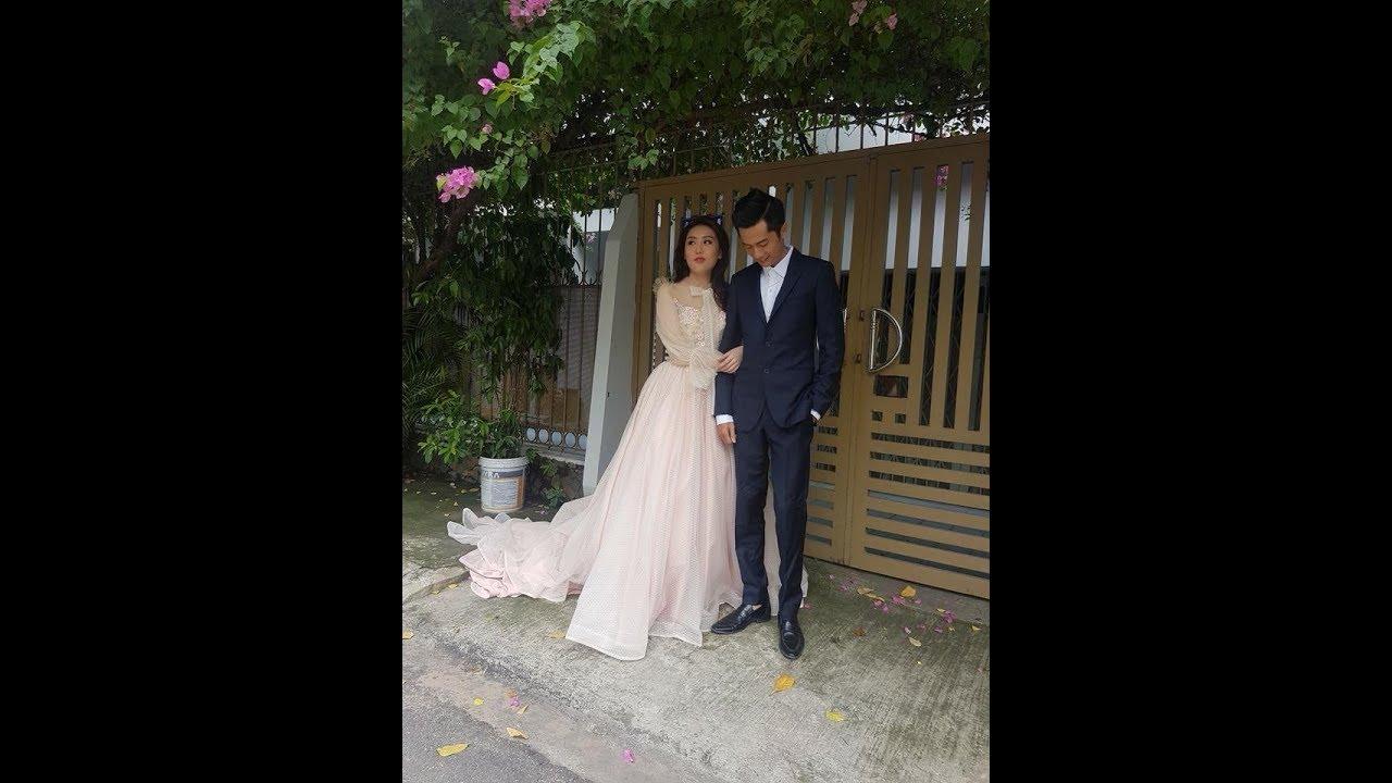 Huỳnh Phương FapTV chụp ảnh cưới với bạn gái cực ngầu !