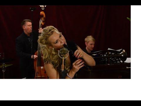 Gunhild Carling LIVE 3 whole show- JAZZ TV - Swing, Sweet & Vintage