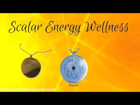 Scalar Energy Wellness Pendants and Rollers - Mountain Valley Center