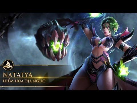 [Tâm điểm tướng] Natalya - Hiểm Họa Địa Ngục