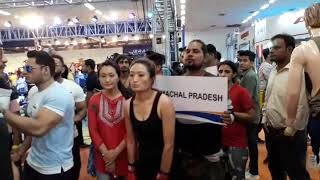 MMA NAITIONAL FIGHT 2018 BEST FIGHT AYANG PULLOM