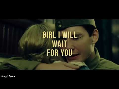Wait For You  ~ Bruno Mars - ft Claude - Song's Lyrics Video | 1080p HD
