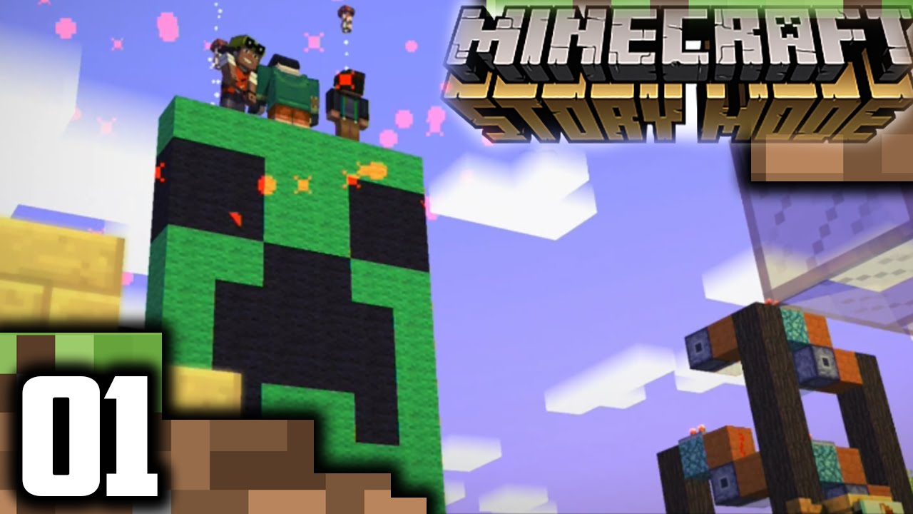 minecraft how to build a creeper