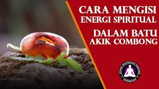 vuclip Cara Mengisi Batu Combong Agar Mengandung Energi Spiritual Tinggi
