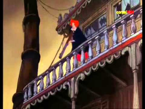 The Rescuers - Escaping Madame Medusa (ENGLISH)