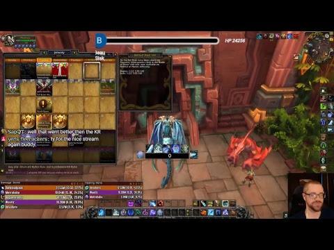 🔶🔵🔶 Pugging Highest Mythic+ Keys I can Find - Frost Death Knight PoV