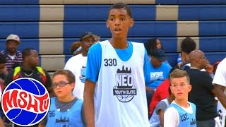 Kevin Durant Jr - 6'5 sixth grader Emoni Bates has CRAZY POTENTIAL - NEO Youth Elite