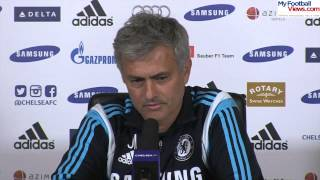 Jose Mourinho pours his heart over Steven Gerrard thumbnail