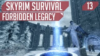 [#13] Northern Passage! (Skyrim: Forbidden Legacy Survival)