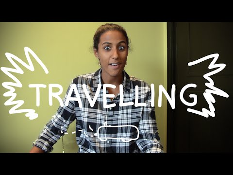 Weekly Moroccan Arabic Words with Chaima - Travelling